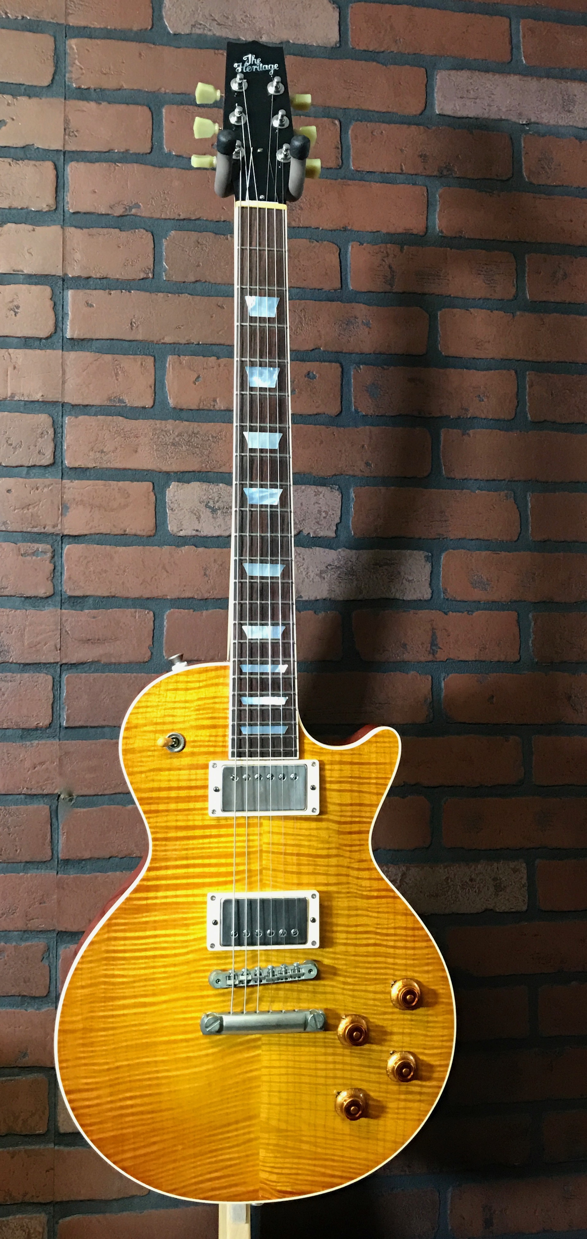 Heritage guitar H-150/59 Special California Six Custom SOLD
